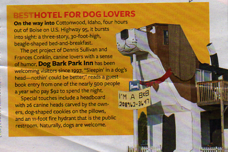 Best Hotel for Dog Lovers