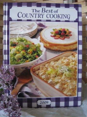 Best of Country Cooking 2009