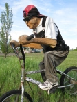 Bicycle Boy Rodney
