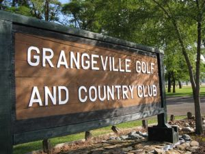 Grangeville Idaho public golf course