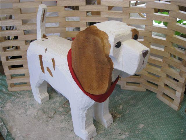 Jack frost on thanksgiving eve — dog bark park inn